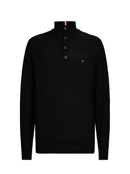 Tommy Hilfiger - Crni muški džemper