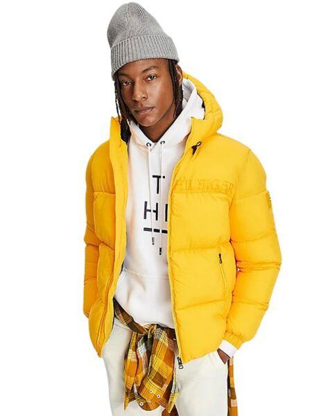 Tommy Hilfiger - Žuta muška jakna