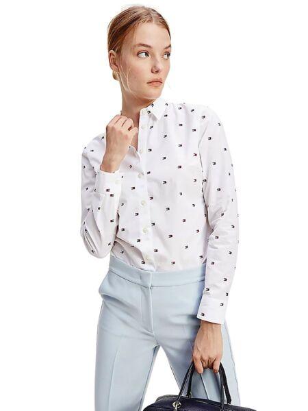 Tommy Hilfiger - Ženska logo košulja