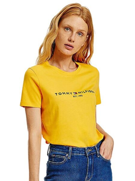 Ženska logo majica - Tommy Hilfiger