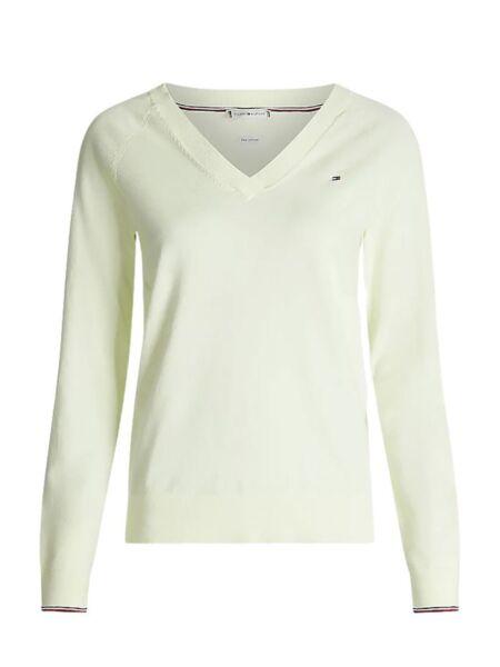 Žuti ženski džemper - Tommy Hilfiger