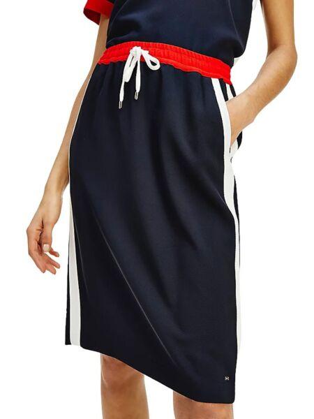 Ležerna midi suknja - Tommy Hilfiger