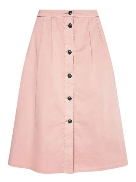 Roze midi suknja - Tommy Hilfiger