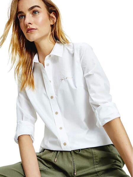 Tommy Hilfiger - Bijela ženska košulja