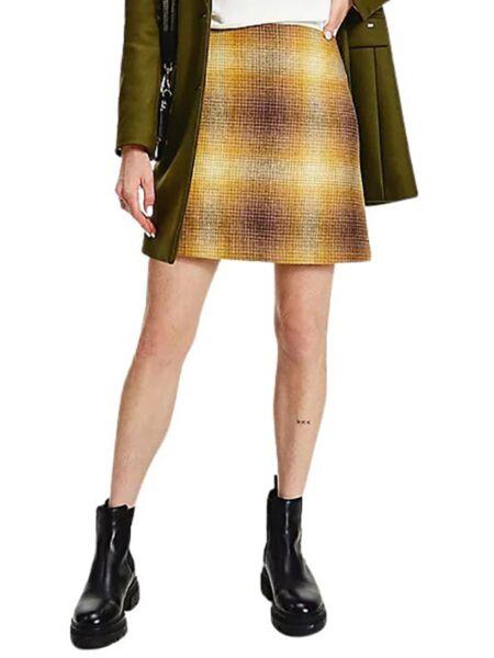 Tommy Hilfiger - Mini karirana suknja