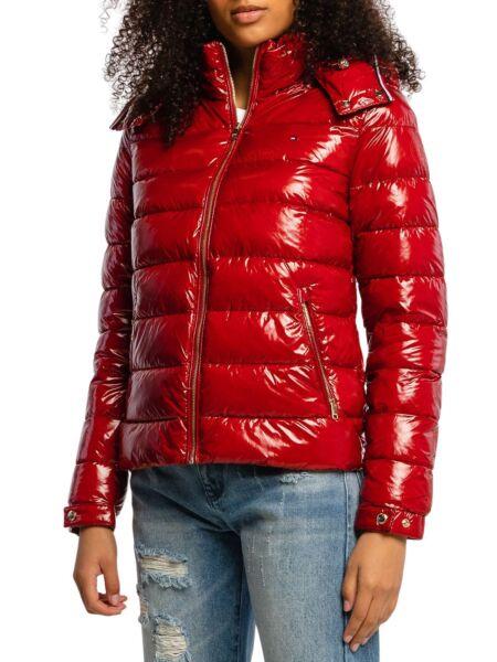 Tommy Hilfiger - Crvena ženska jakna