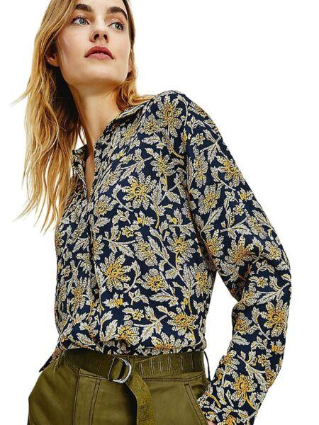 Tommy Hilfiger - Cvetna ženska košulja