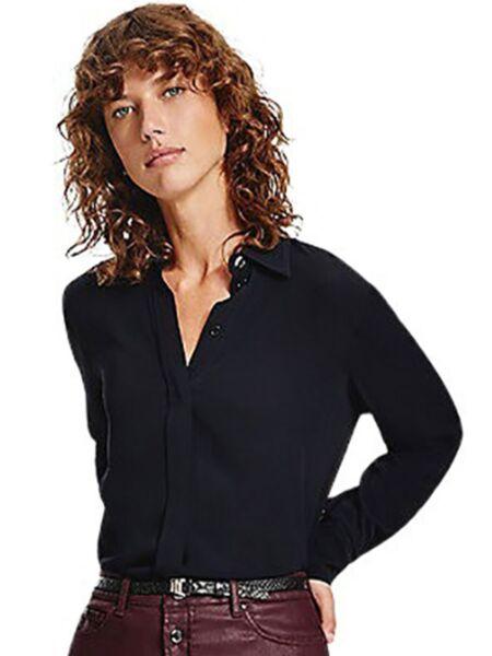 Tommy Hilfiger - Crna ženska košulja