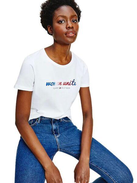 Ženska majica sa printom - Tommy Hilfiger