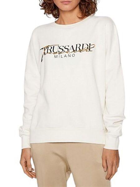 Trussardi - Logo print ženski duks