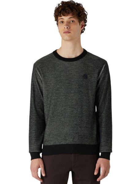 Trussardi - Muški džemper sa mikro printom