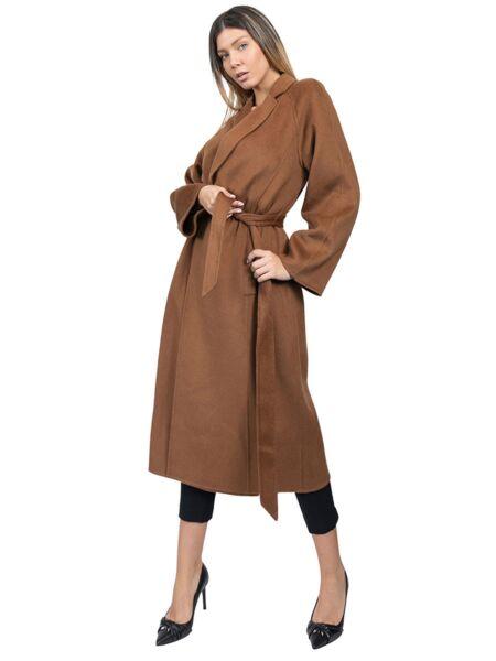Trussardi - Braon ženski kaput