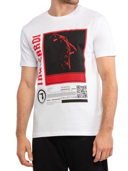Trussardi - Muška majica sa printom