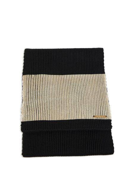 Trussardi - Crni ženski šal