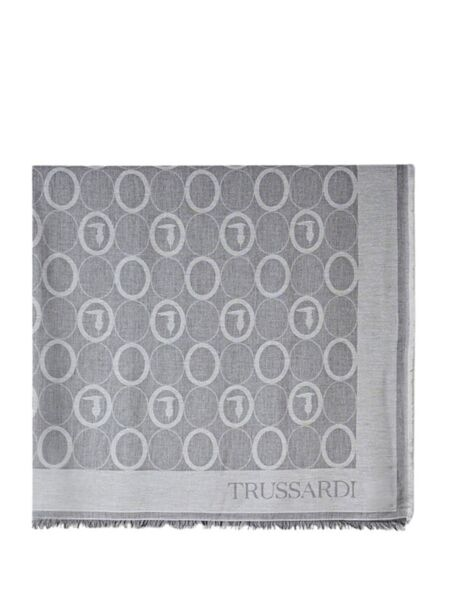 Trussardi - Monogram ženski šal
