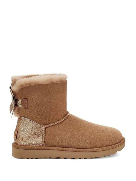 UGG - Kožne čizme za devojčice