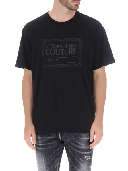 Versace Jeans Couture - Crna muška majica
