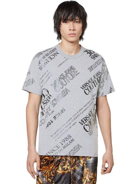 Versace Jeans Couture - Logo print muška majica
