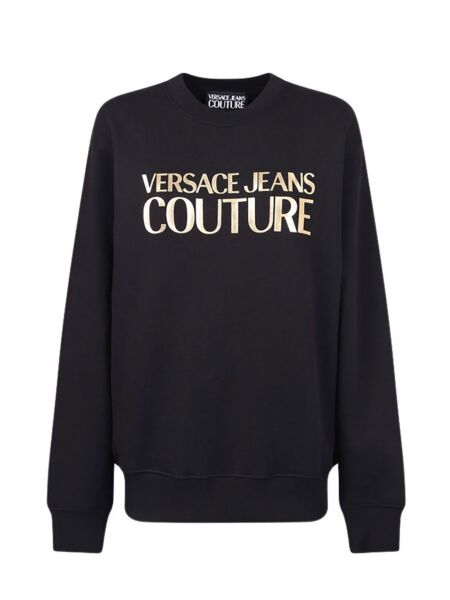 Versace Jeans Couture - Crni muški duks