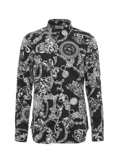 Versace Jeans Couture - Muška košulja s printom