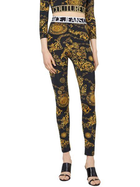 Versace Jeans Couture - Ženske helanke sa printom