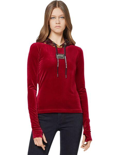 Versace Jeans Couture - Ženski duks sa kapuljačom