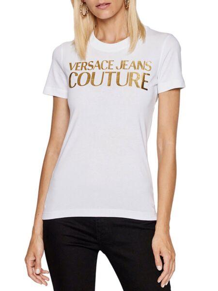 Versace Jeans Couture - Ženska logo majica