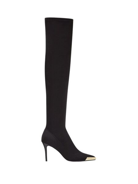 Versace Jeans Couture - Duboke ženske čizme