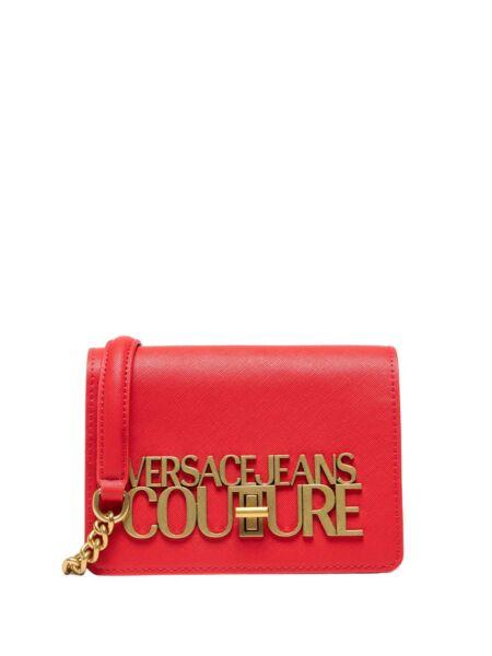 Versace Jeans Couture - Crvena ženska torbica