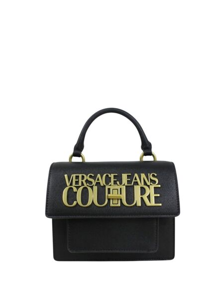 Versace Jeans Couture - Crna ženska torbica