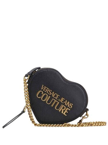 Versace Jeans Couture - Torbica u obliku srca