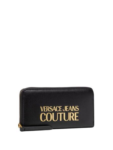 Versace Jeans Couture - Crni ženski novčanik