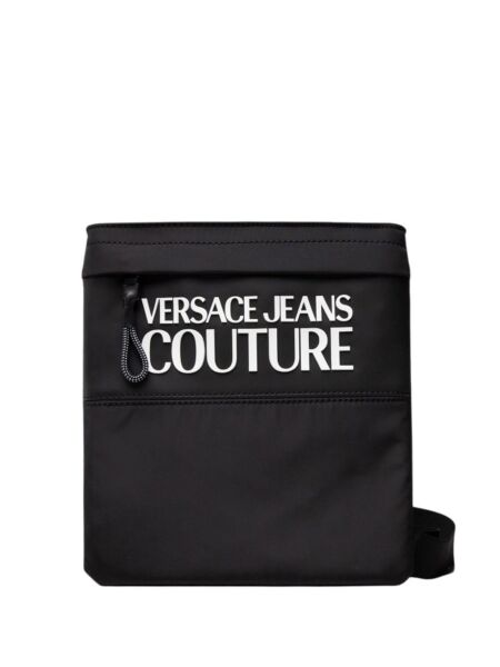 Versace Jeans Couture - Crna muška torbica