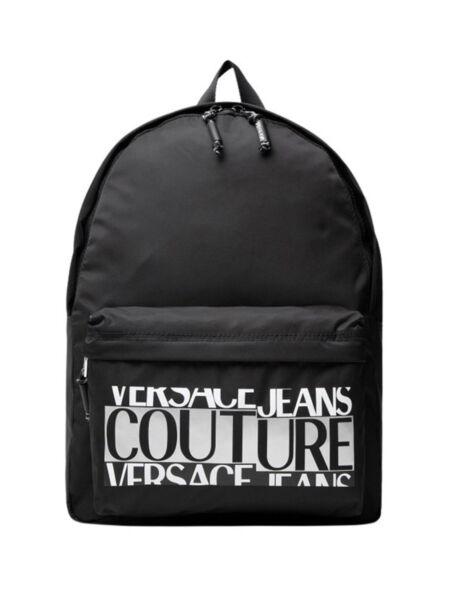 Versace Jeans Couture - Crni muški ruksak