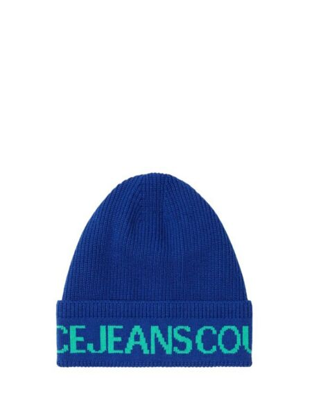 Versace Jeans Couture - Plava muška kapa