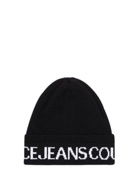 Versace Jeans Couture - Crna muška kapa