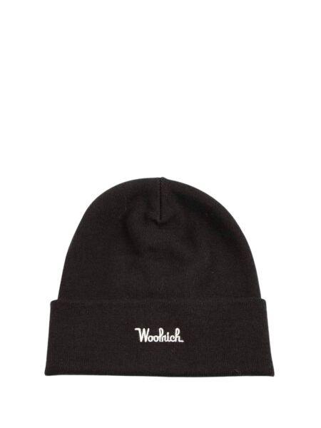 Woolrich - Crna muška kapa
