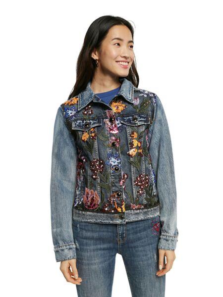 Ženska traper jakna - Desigual
