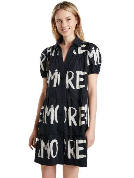 Desigual - Široka mini haljina