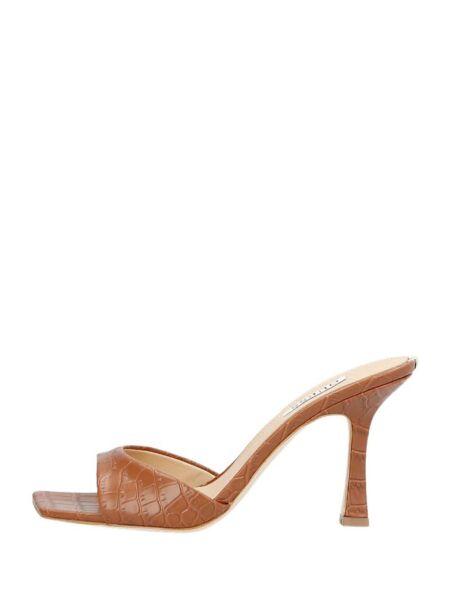 Guess - Kockaste ženske sandale