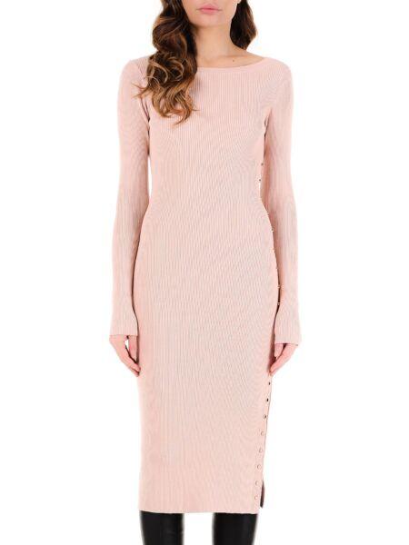 Liu Jo - Bebi roze midi haljina