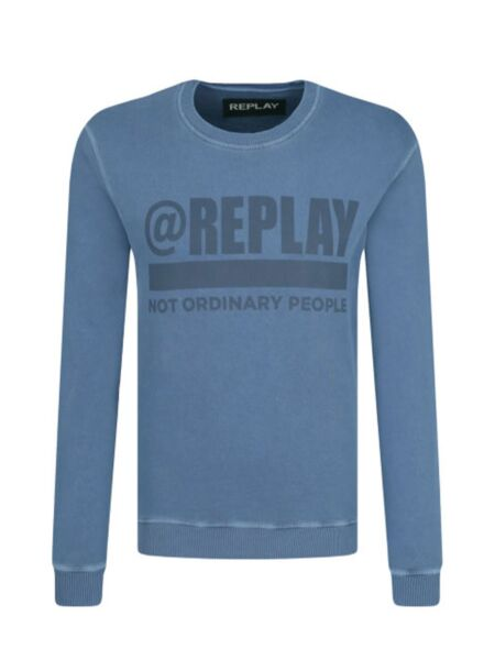Muški logo duks - Replay