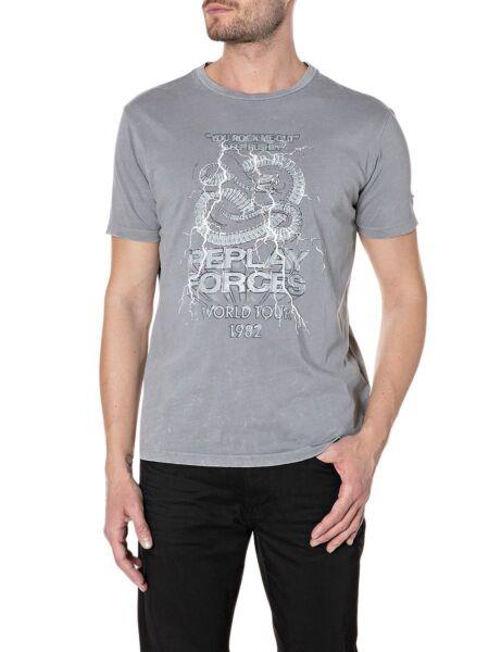 Replay - Muška majica s printom