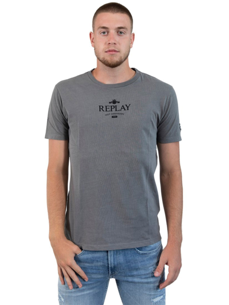 Replay - Muška logo majica