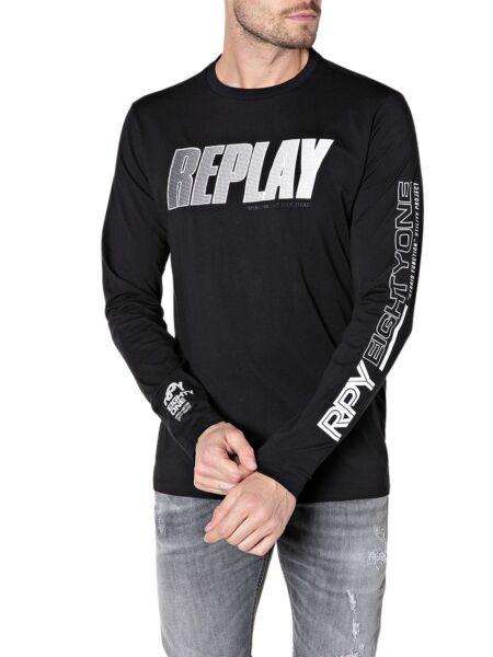 Replay - Muška majica dugih rukava