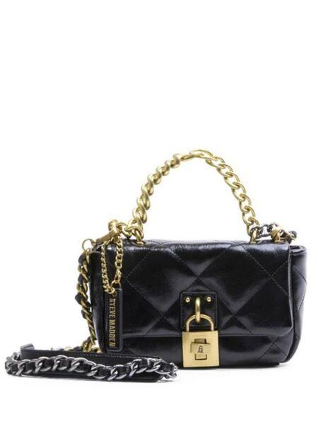 Lakovana ženska torbica - Steve Madden