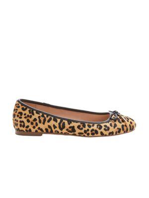 Ženske leopard baletanke - Bata