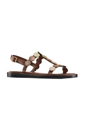 Ravne ženske sandale - Bata