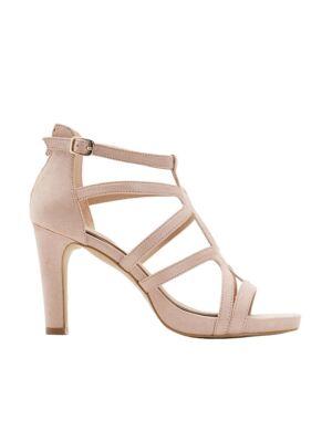 Bebi roze sandale sa štiklom - Bata