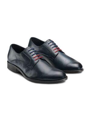 Muške cipele sa pertlama u boji - Bata